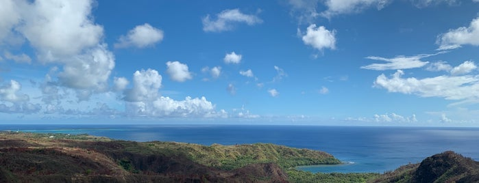 Cetti Bay Overlook is one of Guam.