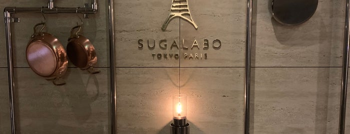 SUGALABO is one of 気になるお店.