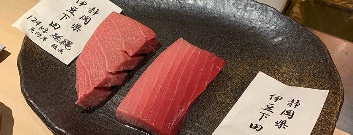 Sushi Inomata is one of Tokyo III.