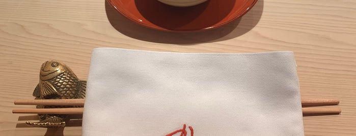 Kadowaki is one of Tokyo Michelin 2 & 3 stars.