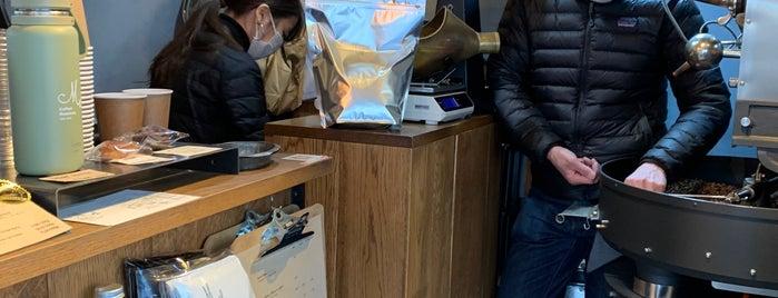 Mel Coffee Roasters is one of Whit: сохраненные места.