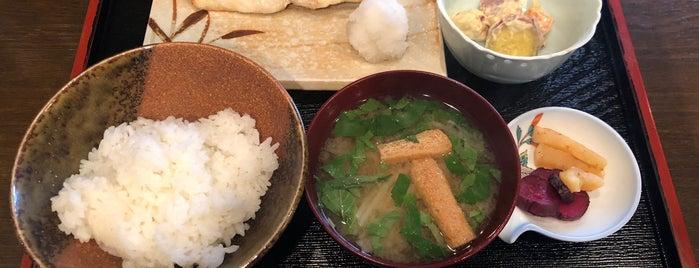 かてい菜園ささ木 is one of 目白銀座商店会.