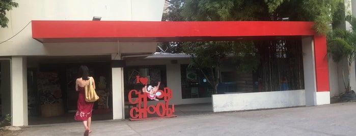 Choobi Choobi is one of สถานที่ที่ Fidel ถูกใจ.