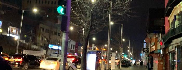 Itaewon is one of Сеул.