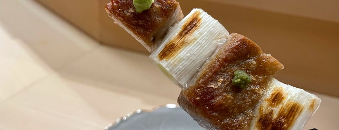 Sushi Sugita is one of Tokyo - Foods to try.