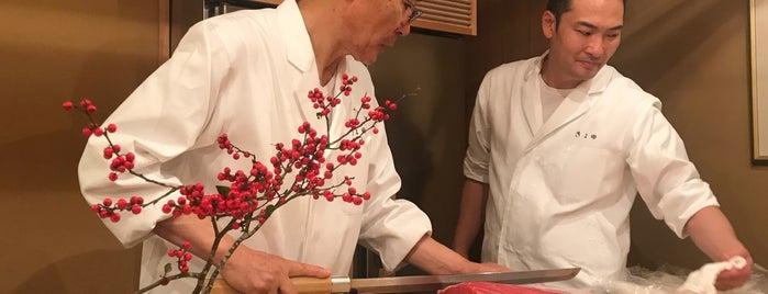 Kiyota is one of Tokyo Sushi.