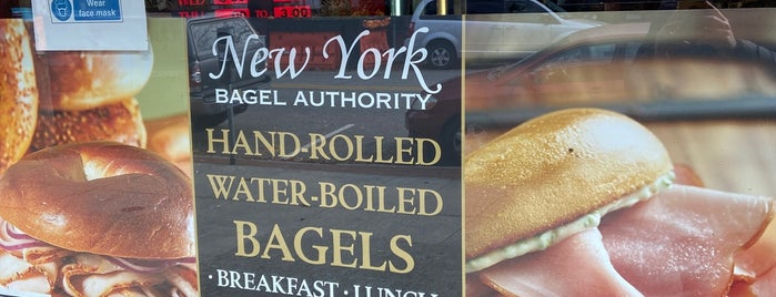 New York Bagel Authority is one of Burb Life.