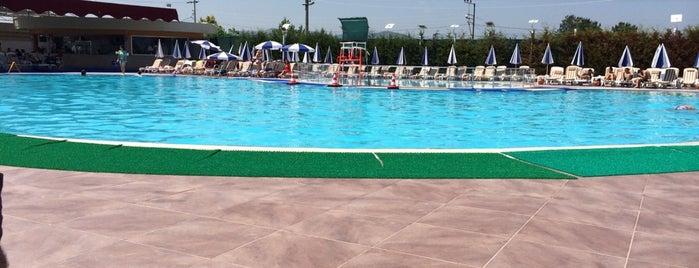 Suada Marin Aqua Park is one of İshak&Aleyna : понравившиеся места.