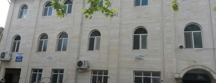 Küçükbalıklı Taşlı Tarla Ebubekir Camii is one of Osmangazi | Spiritüel Merkezler.