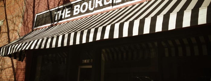 The Bourgeois Pig is one of Top Picks for Restaurants/Food/Drink Spots.