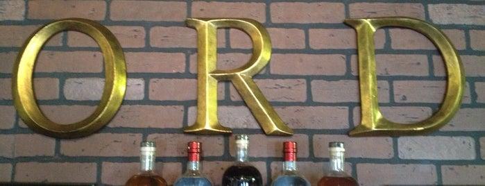 Old Republic Distillery is one of Posti salvati di Rachel.