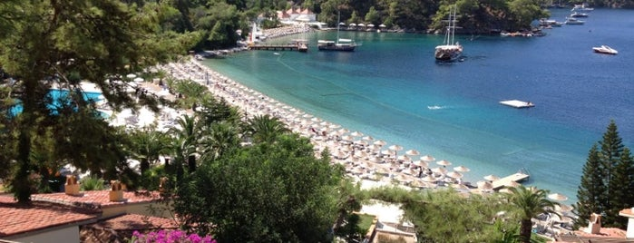 Hillside Beach Club is one of fethiye.