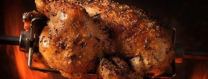 Dónde comprar pollo al spiedo en Buenos Aires