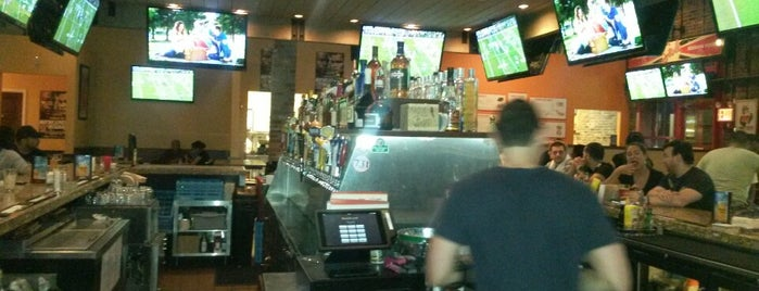 Twist and Smash'd Sports is one of Favourite Astoria Spots.
