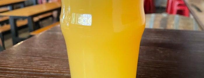 St. Elmo Brewing Company is one of Lugares guardados de Andrea.