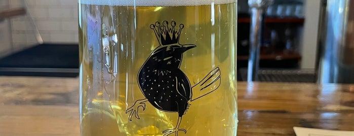 Wren House Brewing Company is one of Phoenix.