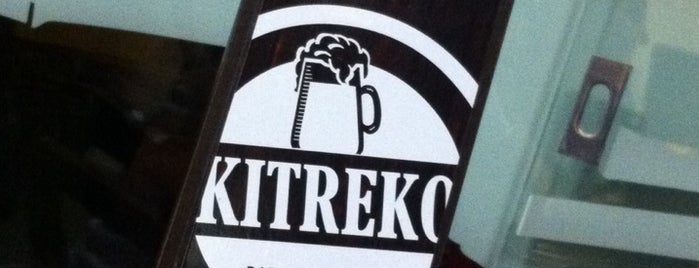 Kitreko Bar e Chopperia is one of Orte, die Laila gefallen.