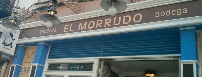 El Morrudo is one of Para hacer check-in.