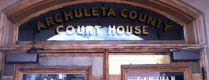 Archuleta County Clerk & Recorder is one of Lieux qui ont plu à Bryon.
