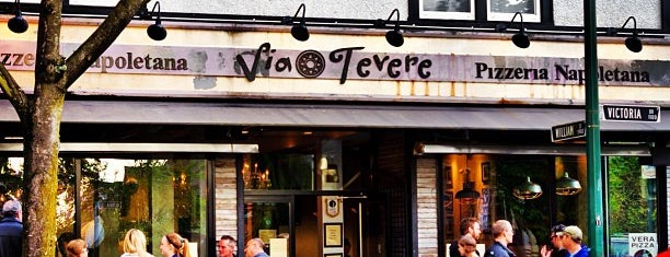 Via Tevere is one of You Gotta Eat Here!.
