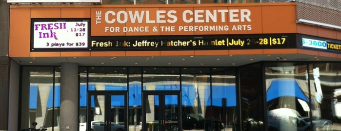 Zenon Dance Company and School is one of City Pages Best of Twin Cities: 2011.