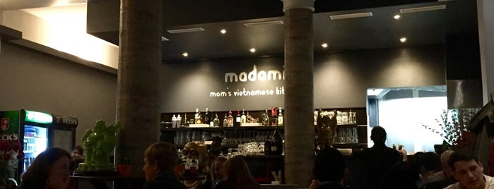 Madami is one of Berlin food v.