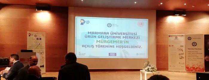 Teknopark Ar-Ge Binaları 1. Blok is one of IZMIR & ISTANBUL - TURKEY.