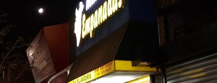 Mama's Empanadas is one of queens 💸💸.