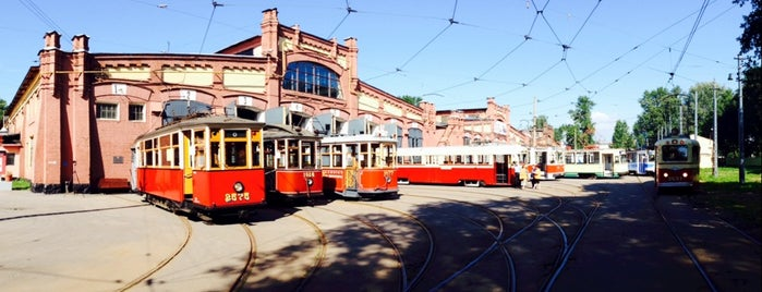 Museum of Electrical Transport is one of Sights in Saint Petersburg & suburban places.