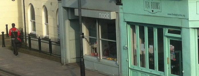 Nook is one of London.