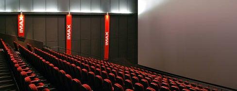Cinemas / Кинотеатры