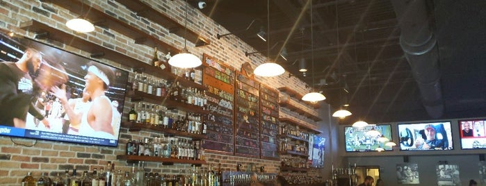 Craft Bar Grande Blvd is one of Top Restaurants.