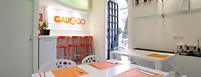 Gau&Go is one of Comilona y copeteo en Madrid.
