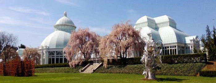The New York Botanical Garden is one of NYC I see.
