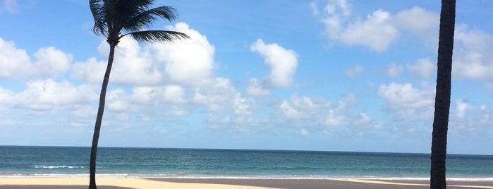 Praia de Boa Viagem is one of Posti che sono piaciuti a Carol.