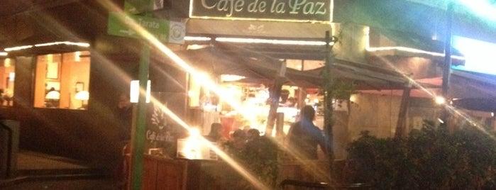Café de la Paz is one of Posti che sono piaciuti a Sergio.