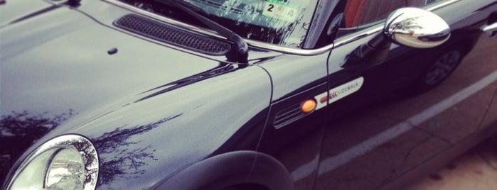 Texas Motorcars is one of Christine : понравившиеся места.