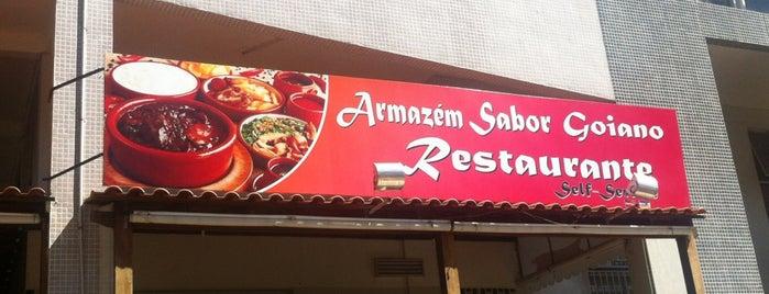 Restaurante Armazém Sabor Goiano is one of Brasília - almoço com bom custo benefício.