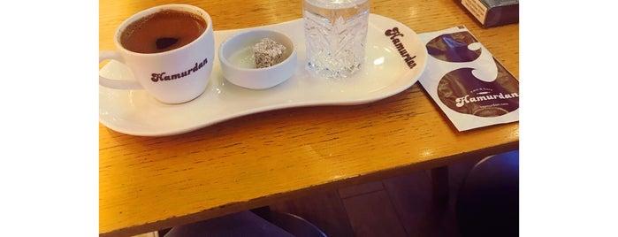 Hamurdan Fırın & Cafe is one of Gidilecek.