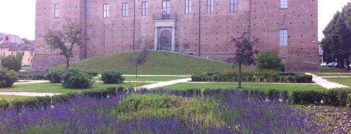 Castello Visconteo di Voghera is one of Saraさんのお気に入りスポット.