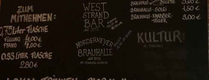 Norderneyer Brauhaus is one of Brauereien & Beer-Stores.