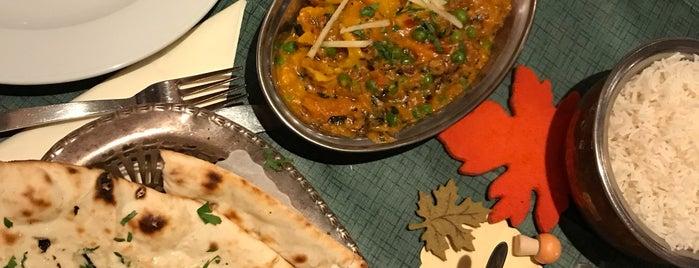 Namaste is one of Indian food.