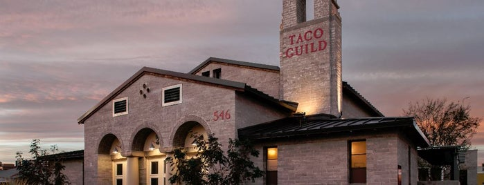 Taco Guild Gastropub is one of PHX Beer Bars.