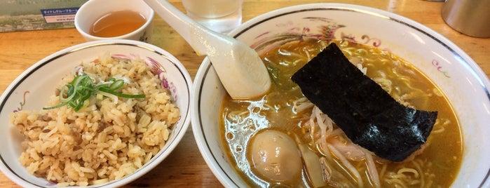 ハルピンラーメン 本店 is one of 東京人さんの保存済みスポット.