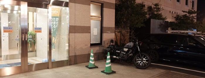 ホテルルートイン浜松西インター is one of Ktさんのお気に入りスポット.