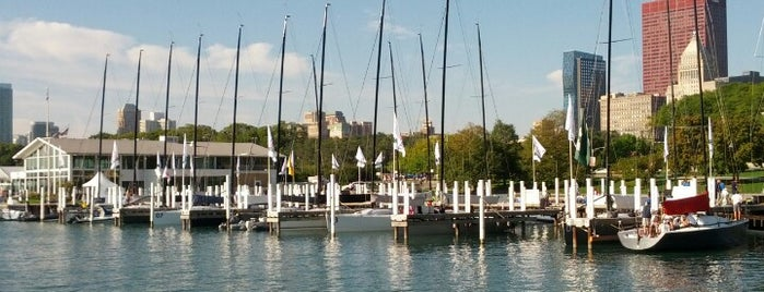 Chicago Yacht Club is one of Chicago Attractions.