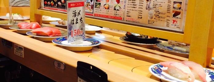 大起水産 回転寿司 ホワイティうめだ店 is one of Osaka.
