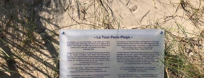 Le Touquet-Paris-Plage is one of Orte, die Jean-François gefallen.