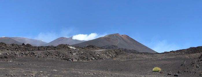 Etna Sud (2500m) is one of สถานที่ที่ Friedrich ถูกใจ.