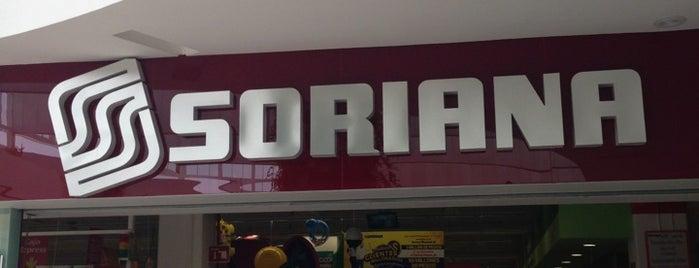 Soriana is one of René 님이 좋아한 장소.